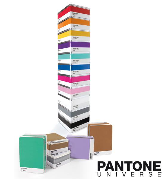Trendy la collezione pantone universe alluinsegna d with - Scatole ikea trasparenti ...