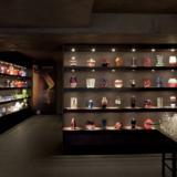 Moretti Collezioni vasi I Piccoli e bicchieri Bora Vetro di Murano